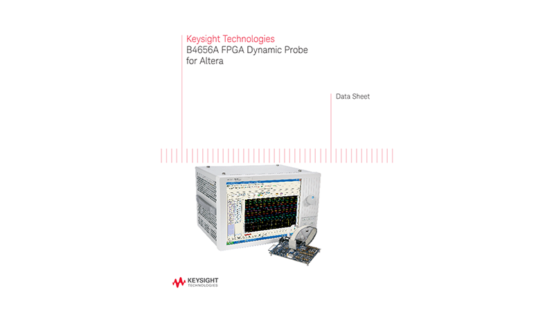 B4656A FPGA Dynamic Probe for Altera