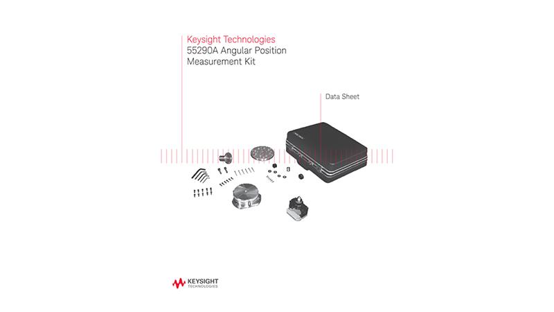 55290A Angular Position Measurement Kit