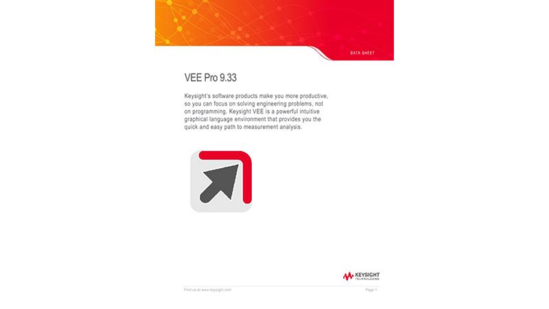 VEE Pro 9.33