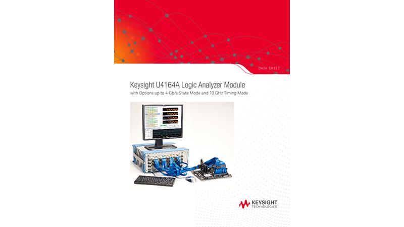 U4164A Logic Analyzer Module