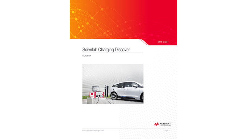 SL1093A Scienlab Charging Discover