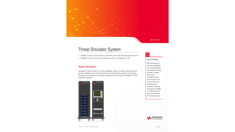 Threat Simulator System
