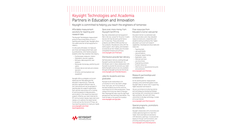 Technologies and Academia Partners in Education and Innovation