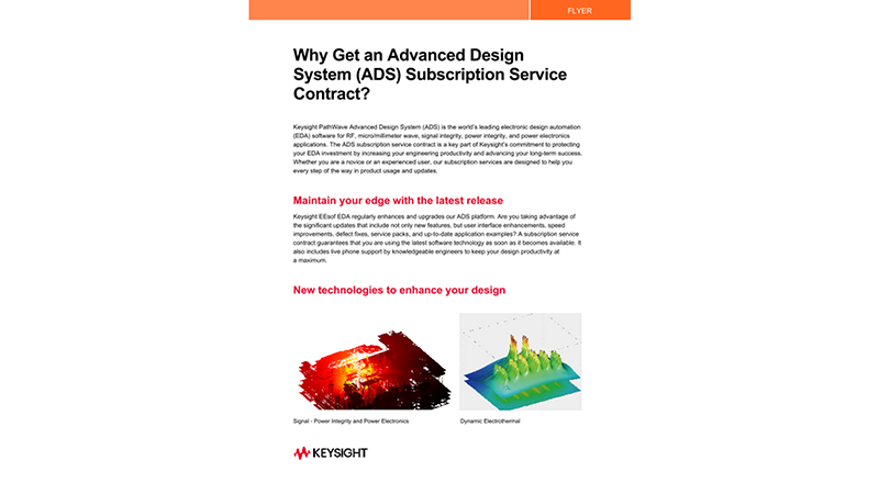 Why Get an ADS Service Support Contract?