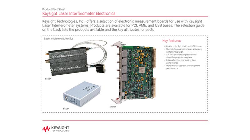 Laser Interferometer Electronics