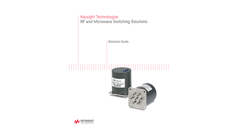 RF and Microwave Switching Solutions