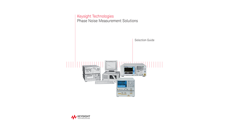 Phase Noise Measurement Solutions