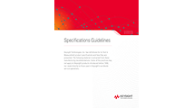 Specifications Guidelines