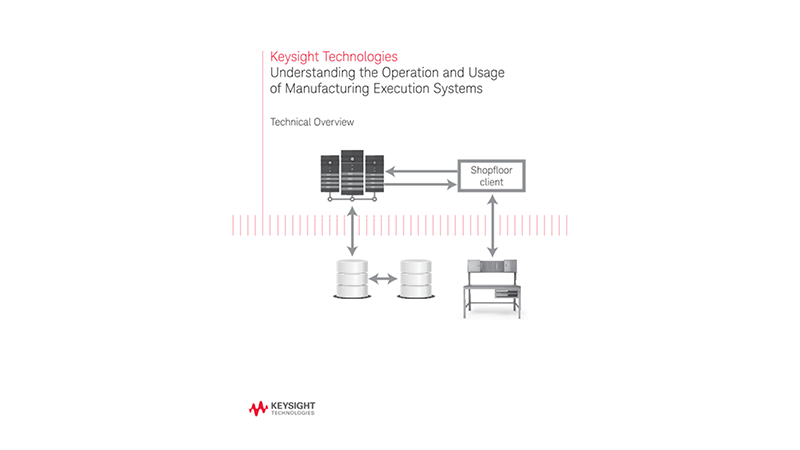 Understanding the Operation and Usage of Manufacturing Execution Systems
