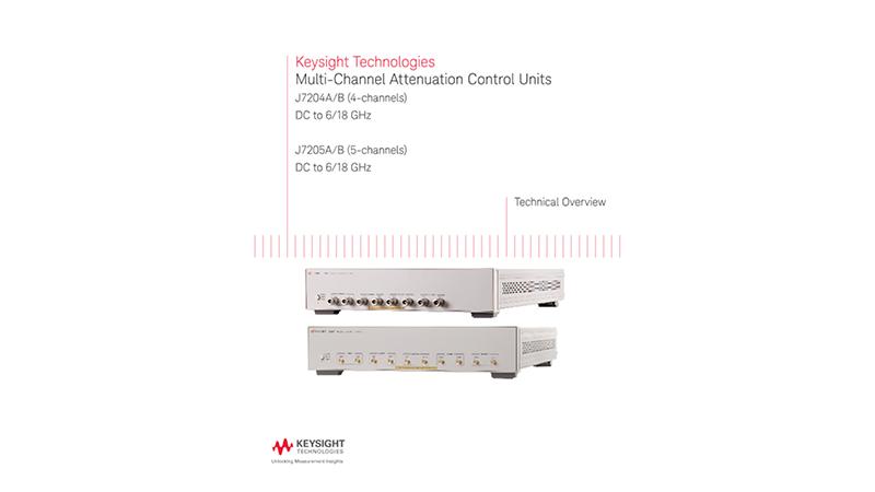 Multi-Channel Attenuation Control Units