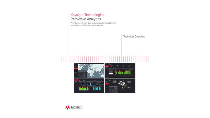 PathWave Manufacturing Analytics
