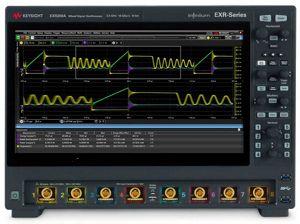 Keysight Technologies Infiniium EXR-Series Offers Advanced Oscilloscope Technology via the Company's Global Network of Distributors