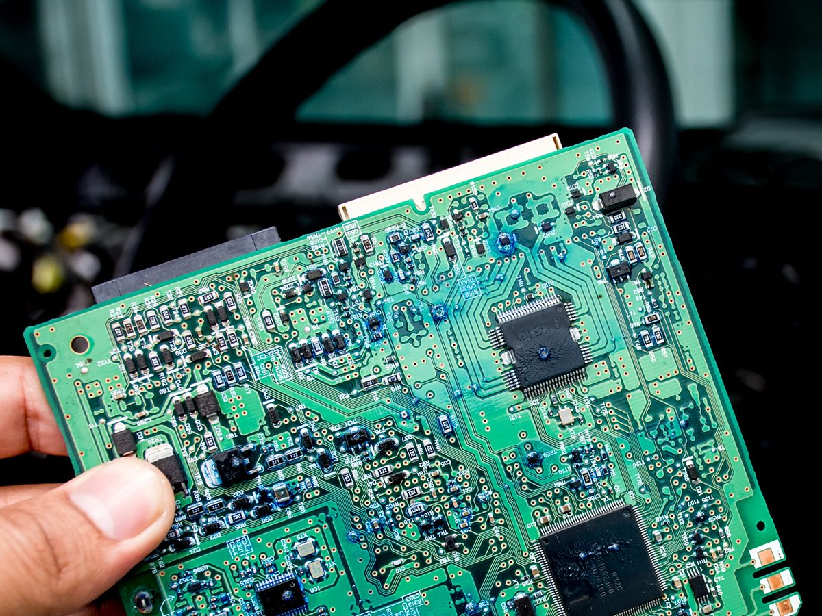 Automotive Manufacturing Test Keysight Printed Circuit Board Design Pcb Assembly Manufacture Our Capacity 1 In Suite