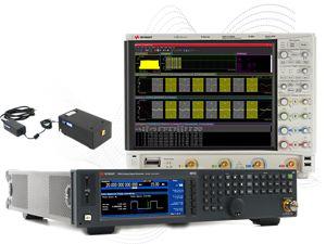 Automotive radar signal analysis solutions (E8740A-030)