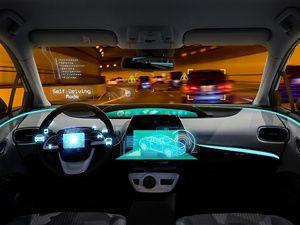 Autonomous Driving Test Solutions - SystemVue Simulation
