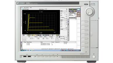 B1505A Power Device Analyzer / Curve Tracer   Keysight (formerly