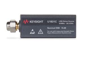 U1831C USB Smart Noise Source, 10 MHz to 26.5 GHz, Nominal ENR 15 dB