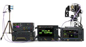5G 波形產生與分析測試平台,參考解決方案