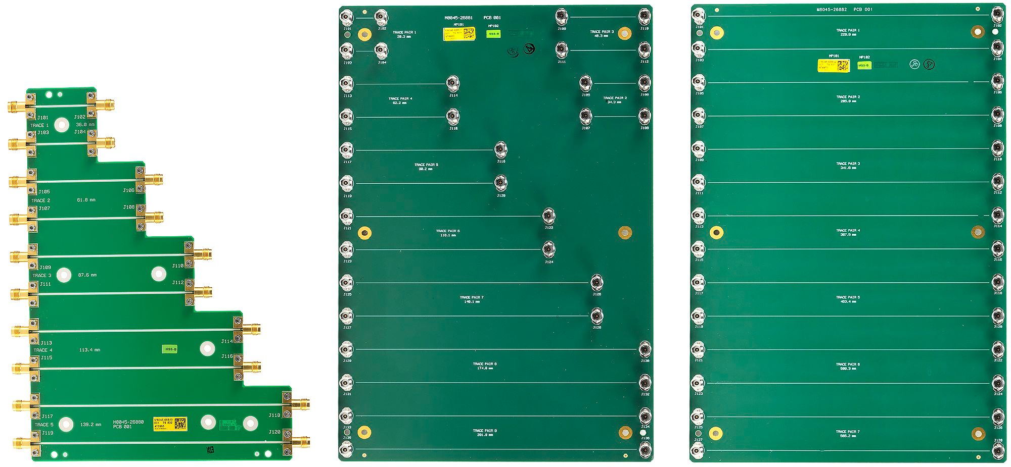 M8049A ISI Channel Boards