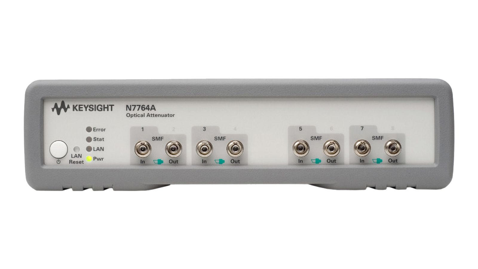 N7764A 4-Channel Variable Optical Attenuator