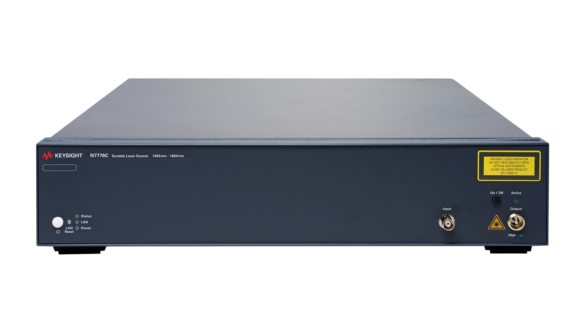 N7779C Step-Tunable Laser Source, High Power and Low SSE, Basic Line