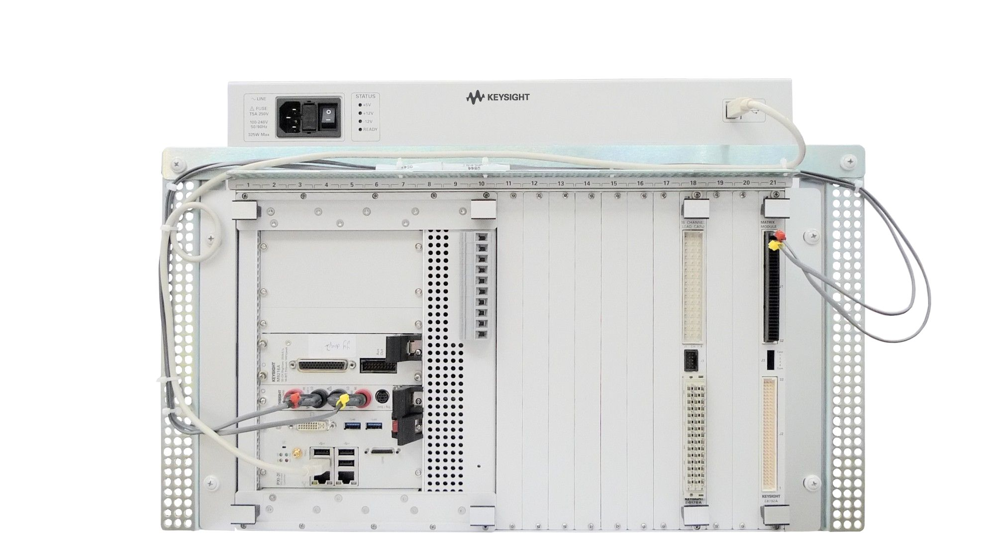 U8989A PXI Functional Test System