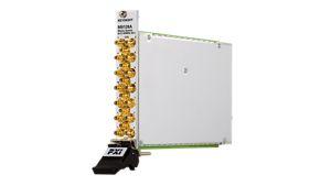 M9128A PXI RF Matrix Switch: 300 MHz, 8x12, 50 Ω