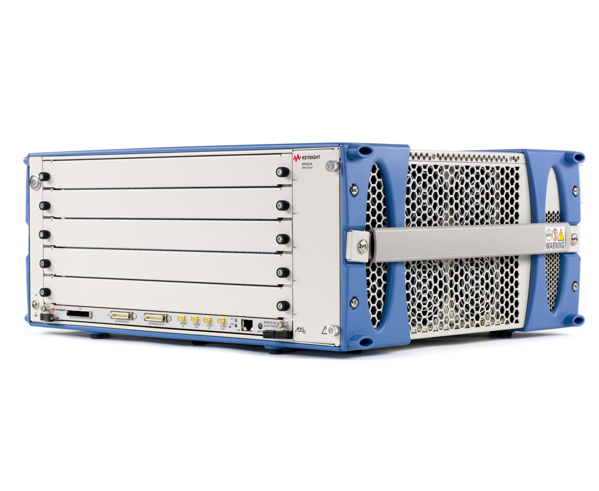 M9505A AXIe 5-Slot Chassis
