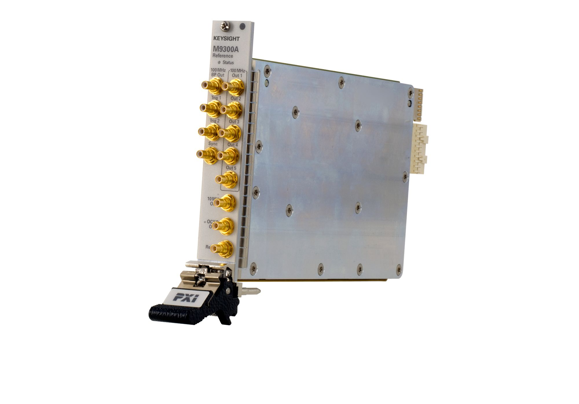 M9300A PXIe Frequency Reference: 10 MHz and 100 MHz