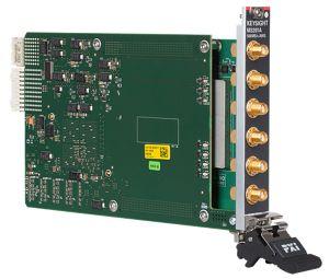 M3201A PXIe Arbitrary Waveform Generator, 500 MSa/s, 16 bit, 200 MHz