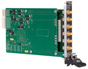 M3202A PXIe Arbitrary Waveform Generator, 1 GSa/s, 14 bit, 400 MHz