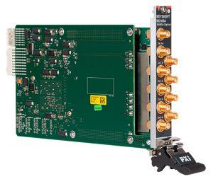 M3100A PXIe Digitizer: 100 MSa/s, 14 bit, 100 MHz