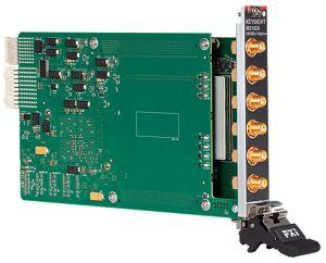 M3102A PXIe Digitizer  500 MSa/s, 14 bit, 200 MHz