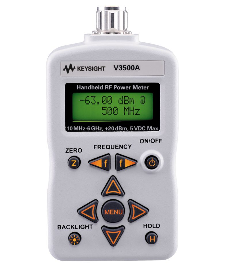 V3500A Handheld RF Power Meter