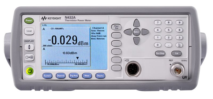 N432A Thermistor Power Meter