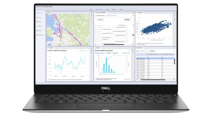 Nemo 5G RAN Analytics Web-Based Automated Processing and Reporting Solution