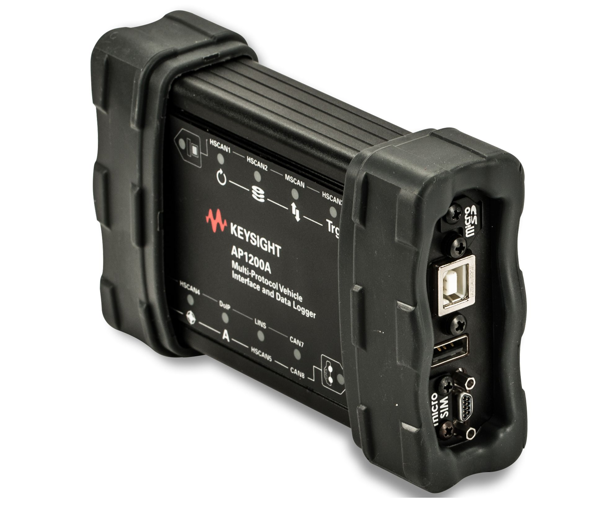 AP1200A Multiprotocol Vehicle Network Interface