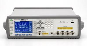 E4980A Precision LCR Meter, 20 Hz to 2 MHz