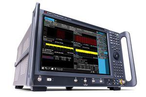 Keysight X-Series signal analyzer