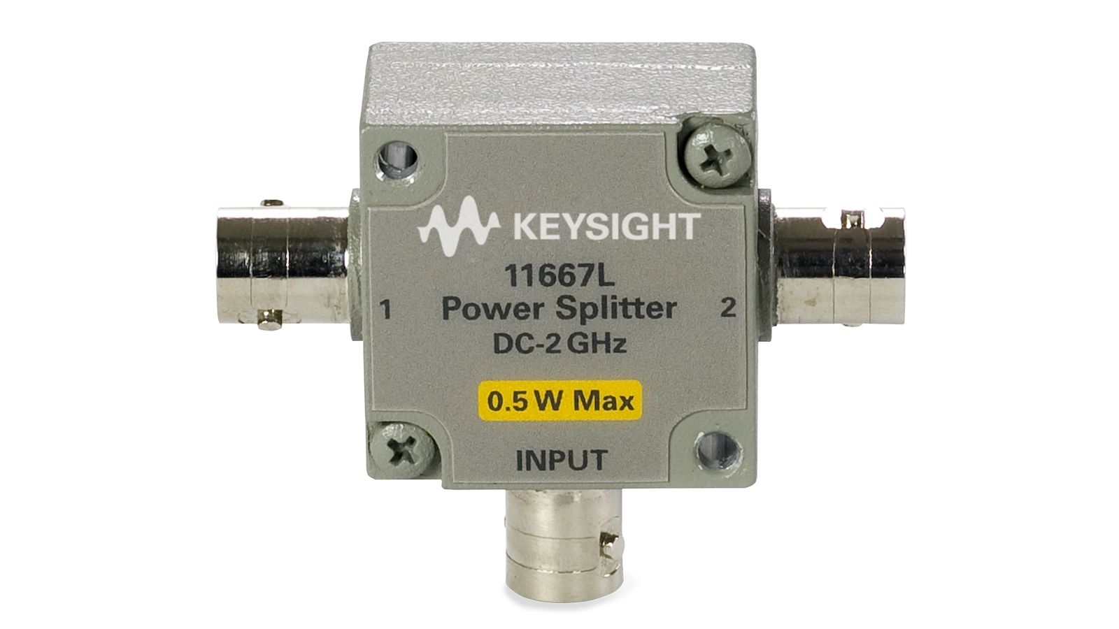 Power Dividers and Splitters