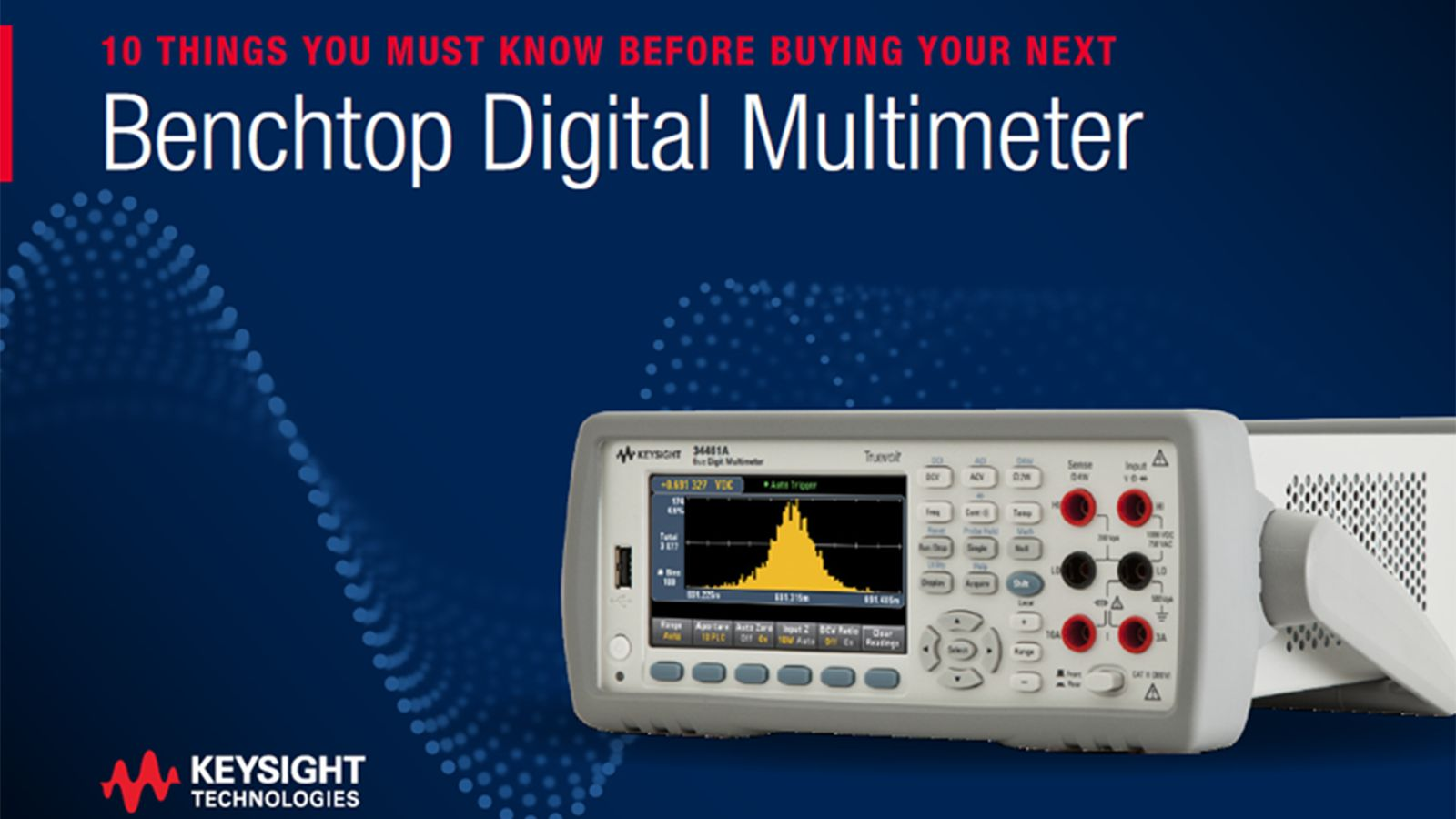 bench digital multimeter