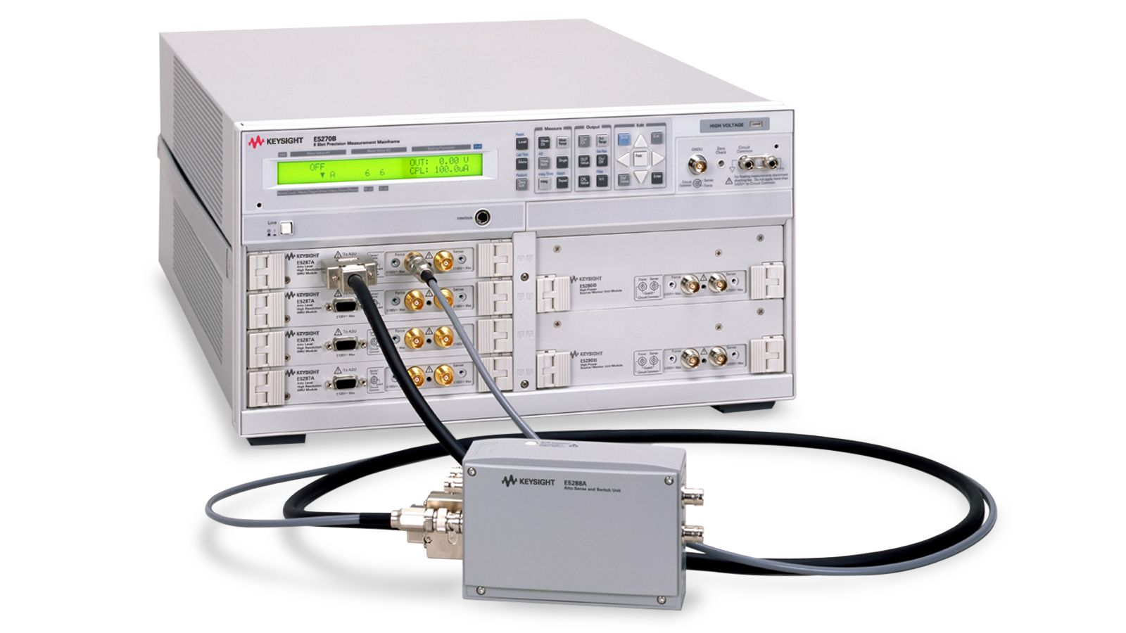 Keysight Source Measure Unit