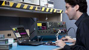 直流电源分析仪测试 是德科技