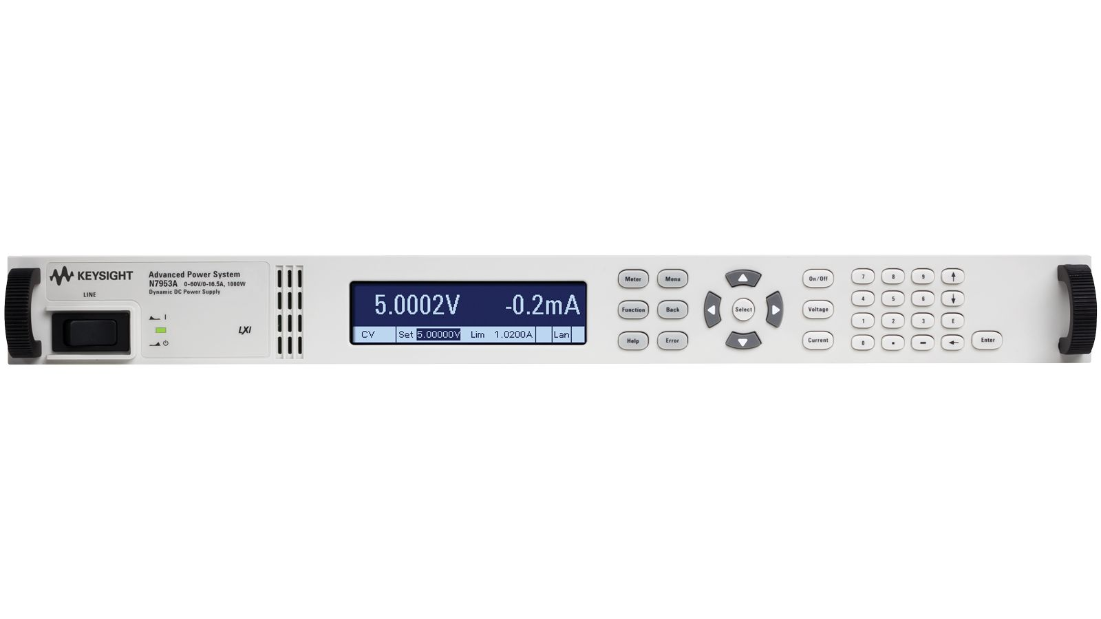 N7900 Series Advanced Power Supplies