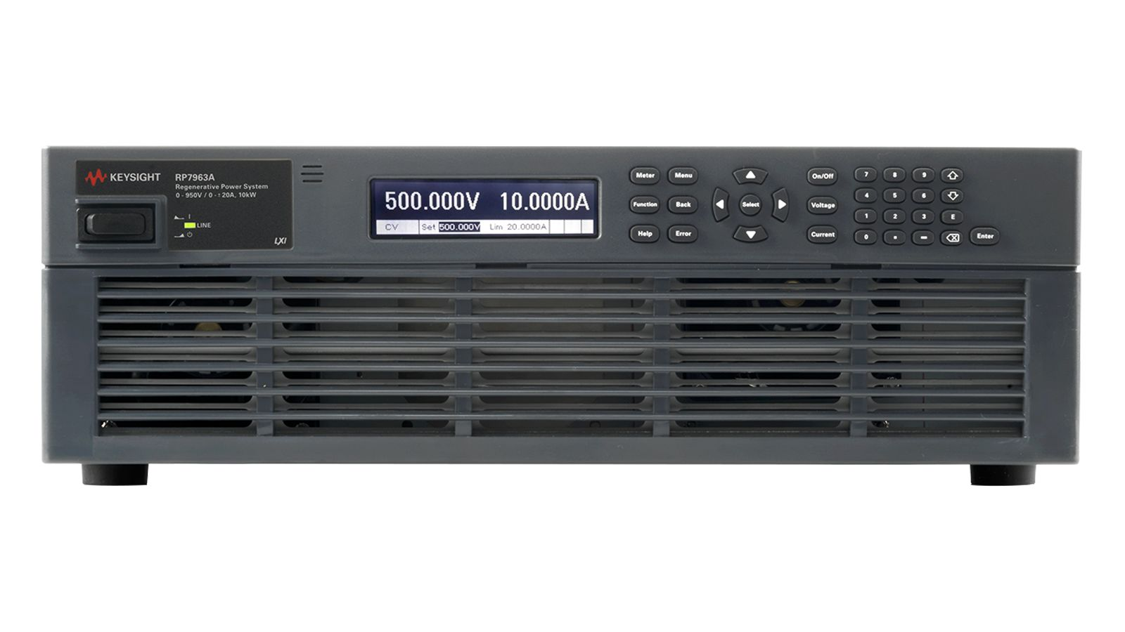 RP7900 Series Regenerative Power Supplies