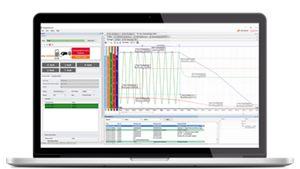 Charging Discover Software, Screenshot 1