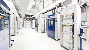Scienlab-Labor