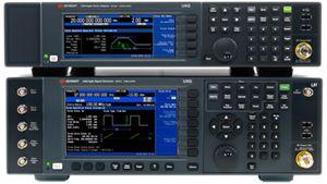 Keysight signal generators / signal sources