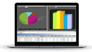 IxLoad on AWS laptop view