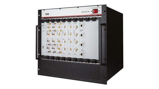 IxVeriWave Chassis Hero Image
